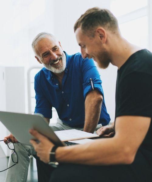 Om os - JS Jobsparring - Feedback og rådgivning, sparring